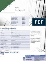 StrategicManagement - TCS