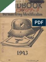 German Army Id 1943