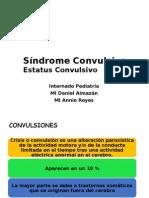 Síndrome Convulsivo