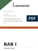 REFERAT Artrtitis Reumatoid