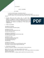 Handout Unit 7 Adverbs