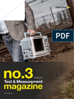 Yokogawa, Test and Measurement Magazine 2015