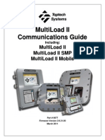Multiload II Communications Manual_fv_4!3!31_00