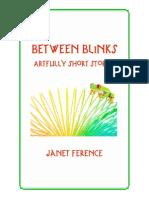 Between Blinks, Artfully Short Stories