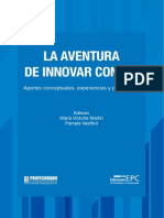 La Aventura de Innovar con TIC. Aportes conceptuales, experiencias y propuestas