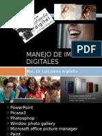 Manejo de imágenes digitales