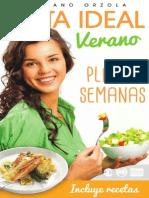 Dieta Ideal Verano_ Plan 3 Sema