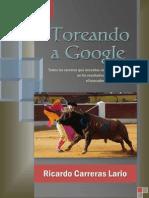 Toreando a Google - Ricardo Carreras Lario