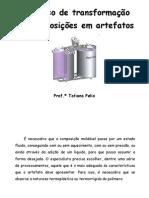 Polímeros09 - Processo de Transformação