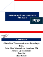 Manual Integração GlobalVox