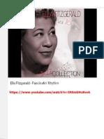 Ella Fitzgerald - Fascinatin' Rhythm