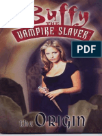 Buffy - The Origin