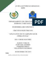 Informe_AmplificadorOperacional