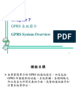 GPRS System Overview (1)