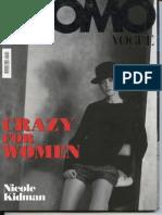 L´UOMO Vogue Feb 2010