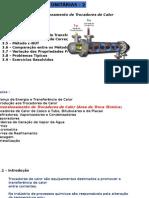 Capítulo 3 Operações Unitárias II Dimensionamento TC