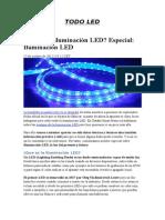 Manual Todo LED