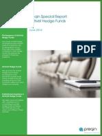 Preqin Special Report Activist Hedge Funds June 14