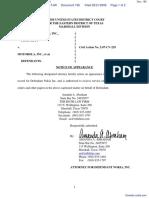 Minerva Industries, Inc. v. Motorola, Inc. et al - Document No. 195