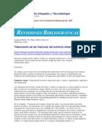 1 Revista Cubana de Ortopedia y Traumatología