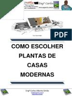 Como Escolher Plantas de Casas Modernas
