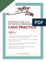 Introduccion a La Estrategia Empresarial Maestria en Mbp