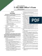 Rrb Scale 1 Question Paper 2014 Pdf