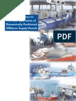 Safe Operation of DP OSVx