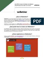 Herramientas Web 2.0 Para El Trabajo Con