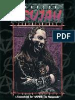 1992 WW2051 Clanbook Brujah (1st Edition)