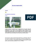 Contaminación de Aerogeneradores