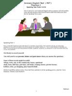 petspeakingpractice1-140113062002-phpapp01