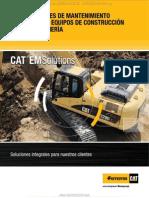 Material Planes Mantenimiento Equipos Caterpillar Construccion Mineria Soluciones Ferreyros