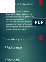 factoraje financiero
