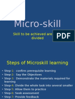 Develop Skill