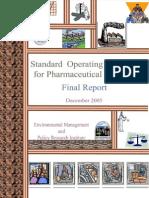 SOP Pharmaceutical Industries
