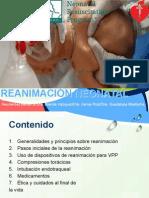 Presentación Reanimación Neonatal