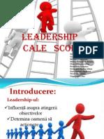 Prezentare Leadership