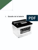 1.- Curso de Electricidad Del Automovil - Estudio de La Bateria