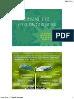El Liderazgo Del Futuro y La Cultura Organizacional -2