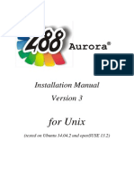 Install Unix en