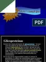 7-5 Heterosacaridoscomplejos Glicoproteinas