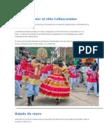 Fiestas Tradicionales de Huancavelica