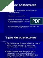 Tipos de Contactores