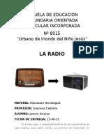 Trabajo Graciana La Radio