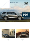 Brochure Land Rover Discovery Sport