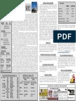 St. Michael August 8, 2015 Bulletin