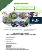 Acuerdo Competitividad Mora COLOMBIA