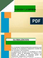 Globalizacion y Empresa