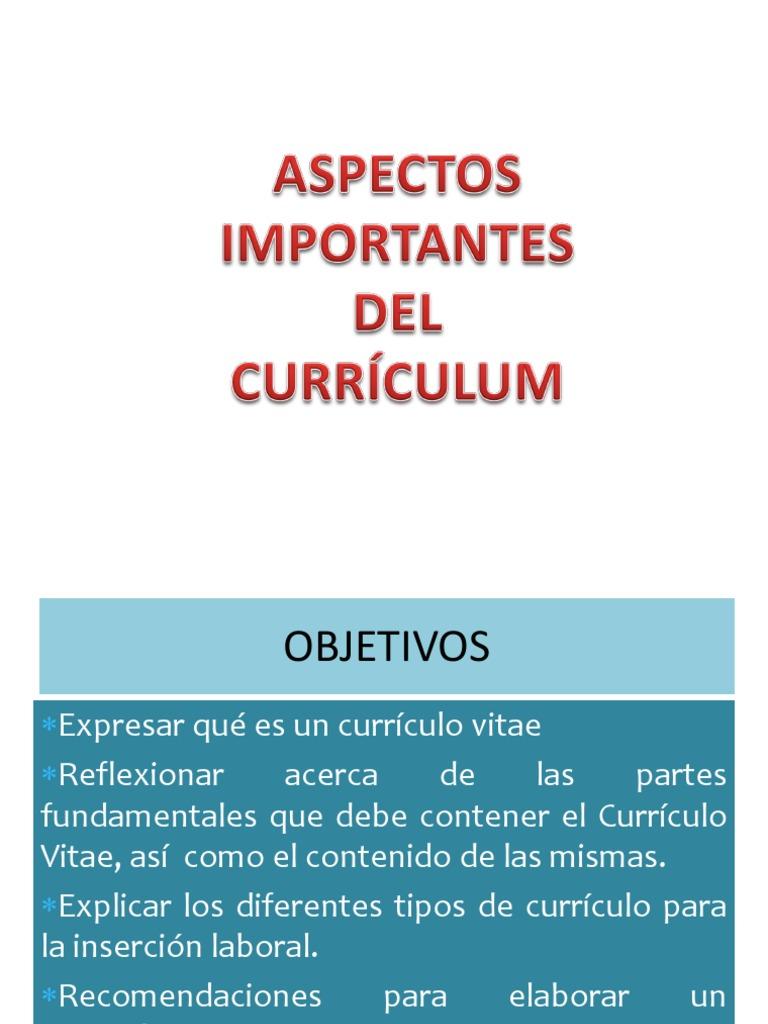 CLASE SOBRE CURRICULUM VITAE.pdf